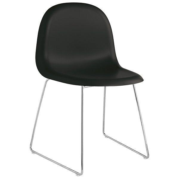 Gubi 3D Dining Chair Sledge Base - 2001-25   3001-02-01