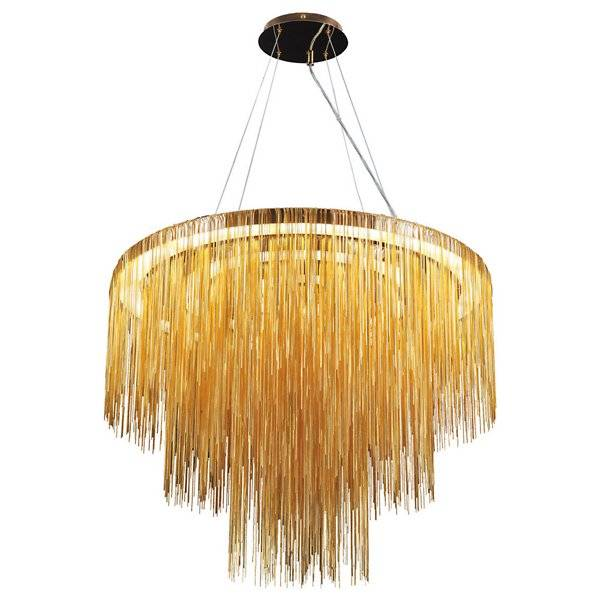 Avenue Lighting Fountain Ave. Multi-Tier Chandelier - Color: Gold - HF2222-G