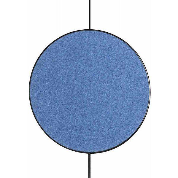 Estiluz Revolta Acoustic Panel - Color: Blue - Size: Small - 123635820