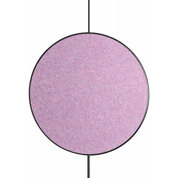 Estiluz Revolta Acoustic Panel - Color: Purple - Size: Small - 123635830