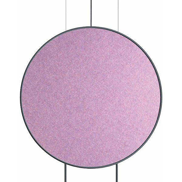 Estiluz Revolta Acoustic Panel - Color: Purple - Size: Large - 123636830