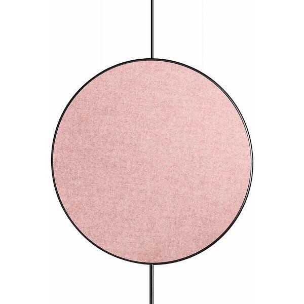 Estiluz Revolta Acoustic Panel - Color: Pink - Size: Small - 123635840