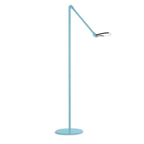 Koncept Splitty LED Floor Lamp - Color: Blue - SPY-W-MPB-USB-FLR