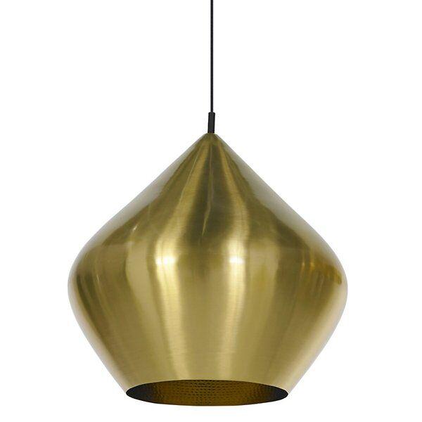 Tom Dixon Beat Stout Pendant Light - Color: Brass - G739051