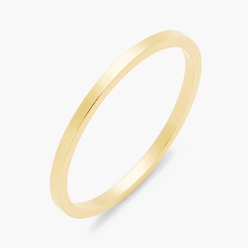 Brook & York Aria Extra Thin Fine Ring