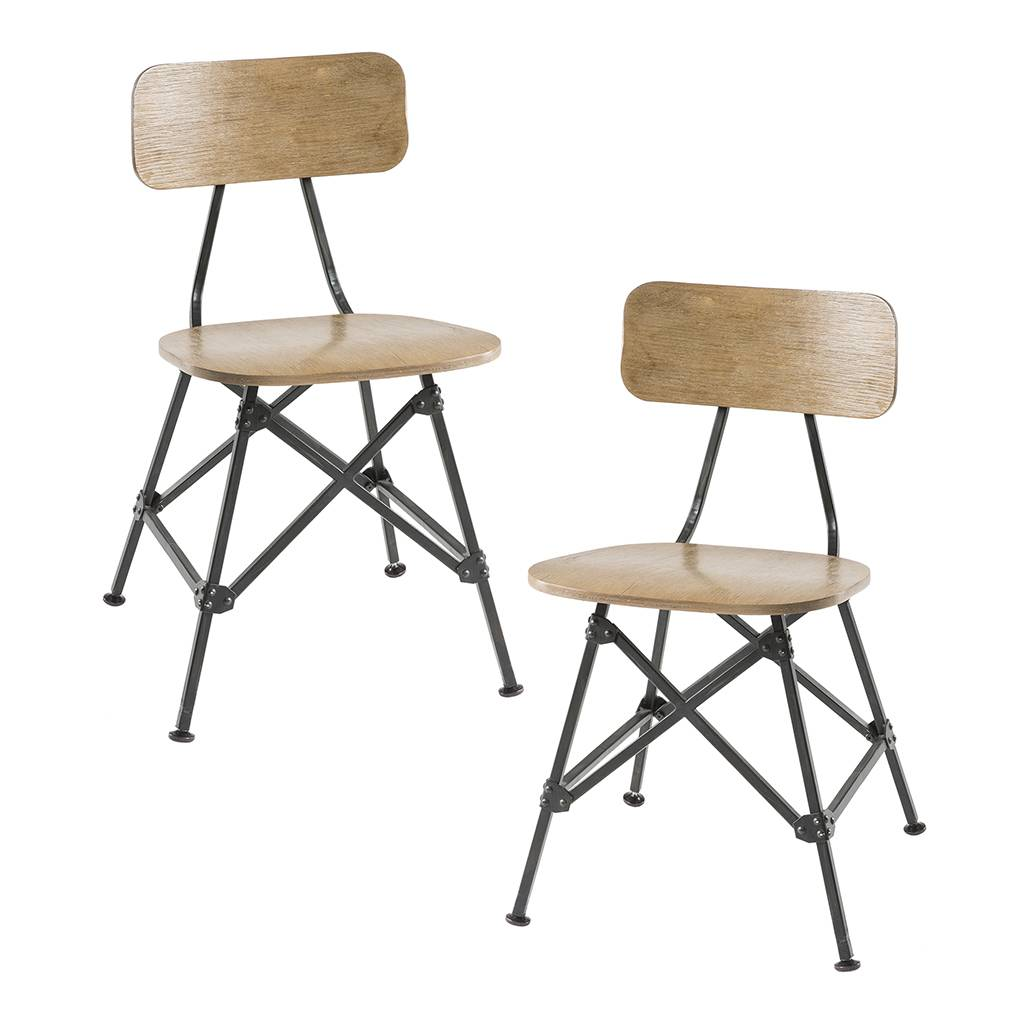 INK+IVY - Cooper Dining Chair (Set of 2) - Natural - See below
