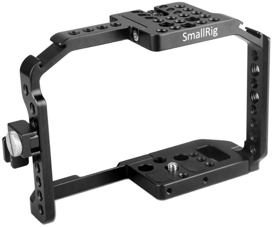 01 The One SmallRig Form-Fitting Cage for Panasonic LUMIX DMC-G7 Camera