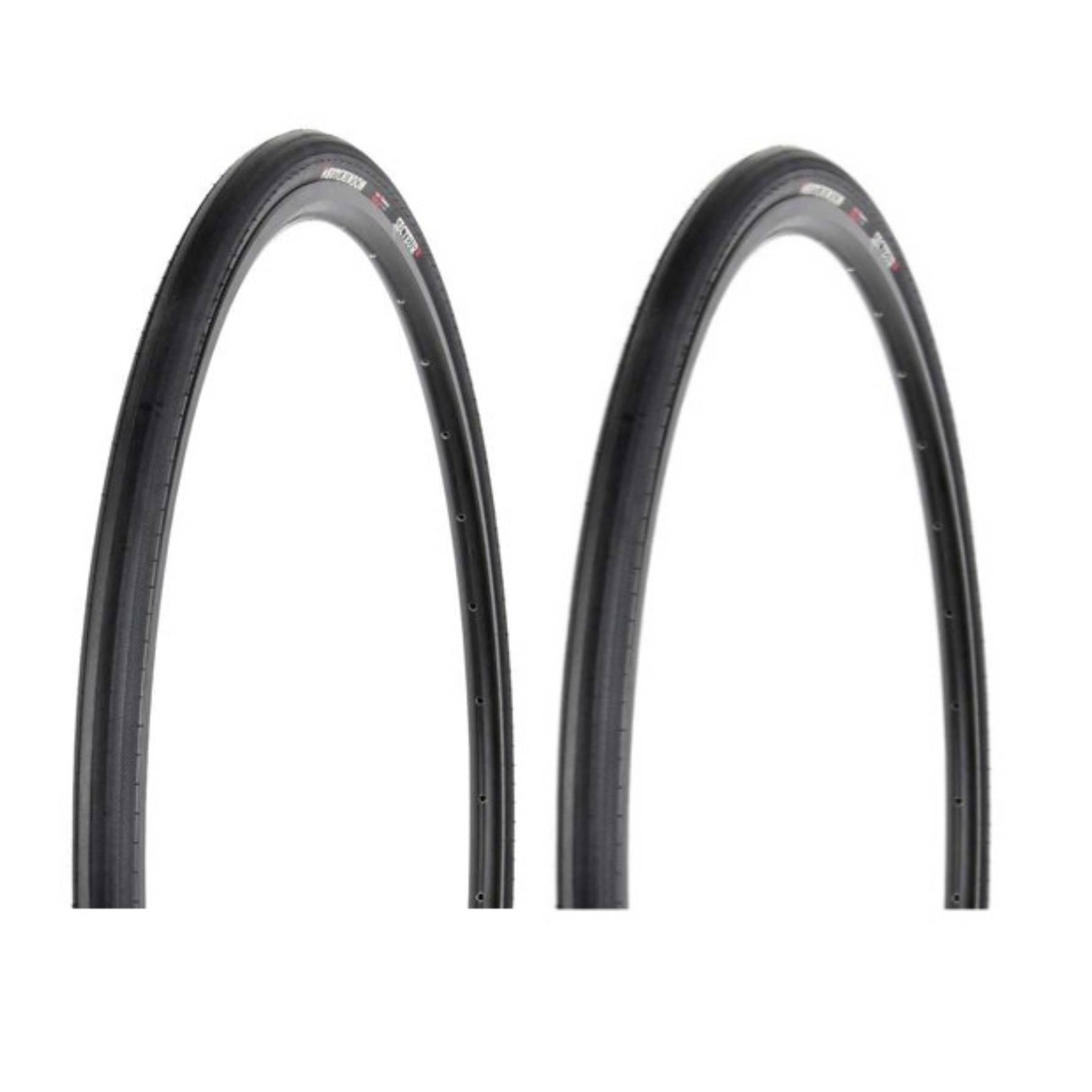Hutchinson Sector 32 Tubeless Ready Road Bike Tires (2-Pack, Black, 700x32)