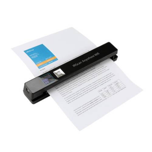 IRIS IRIScan Anywhere 5 Portable Scanner with Wi-Fi