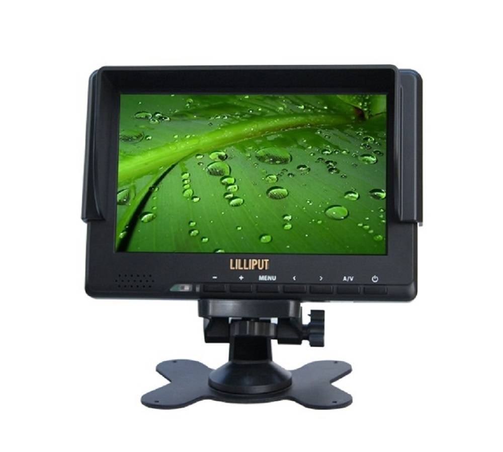 Lilliput 667GL-70NP/H/Y 7 Inch On-Camera Field Monitor