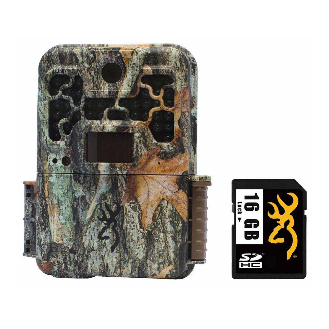 Browning Trail Cameras Recon Force Advantage 20MP Game Camera and Memory Card Kit