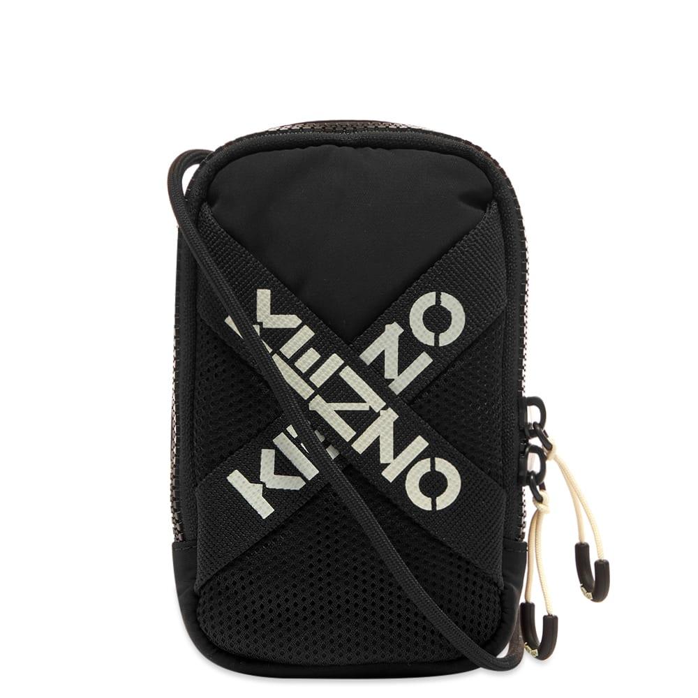 Kenzo Sport Phone Holder On Strap