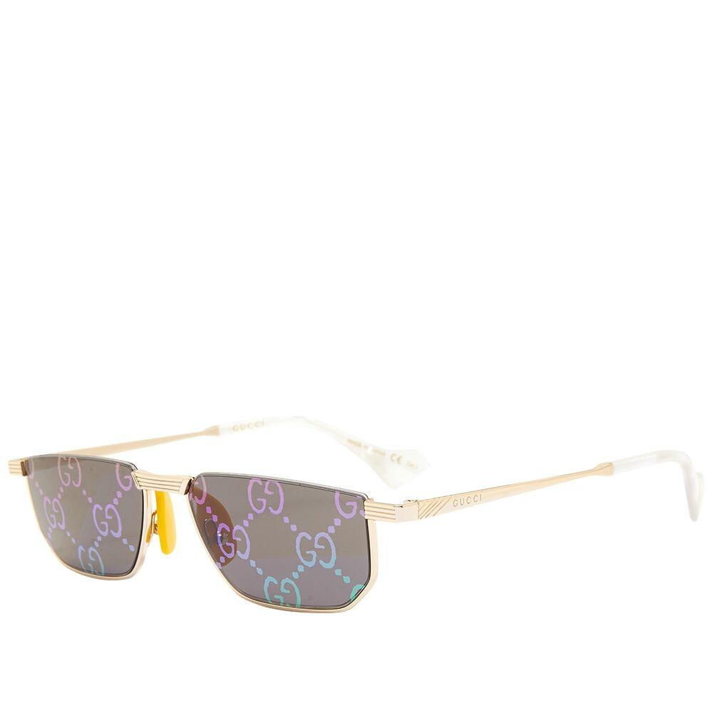 Gucci Eyewear Gucci GG0627S Logo Sunglasses