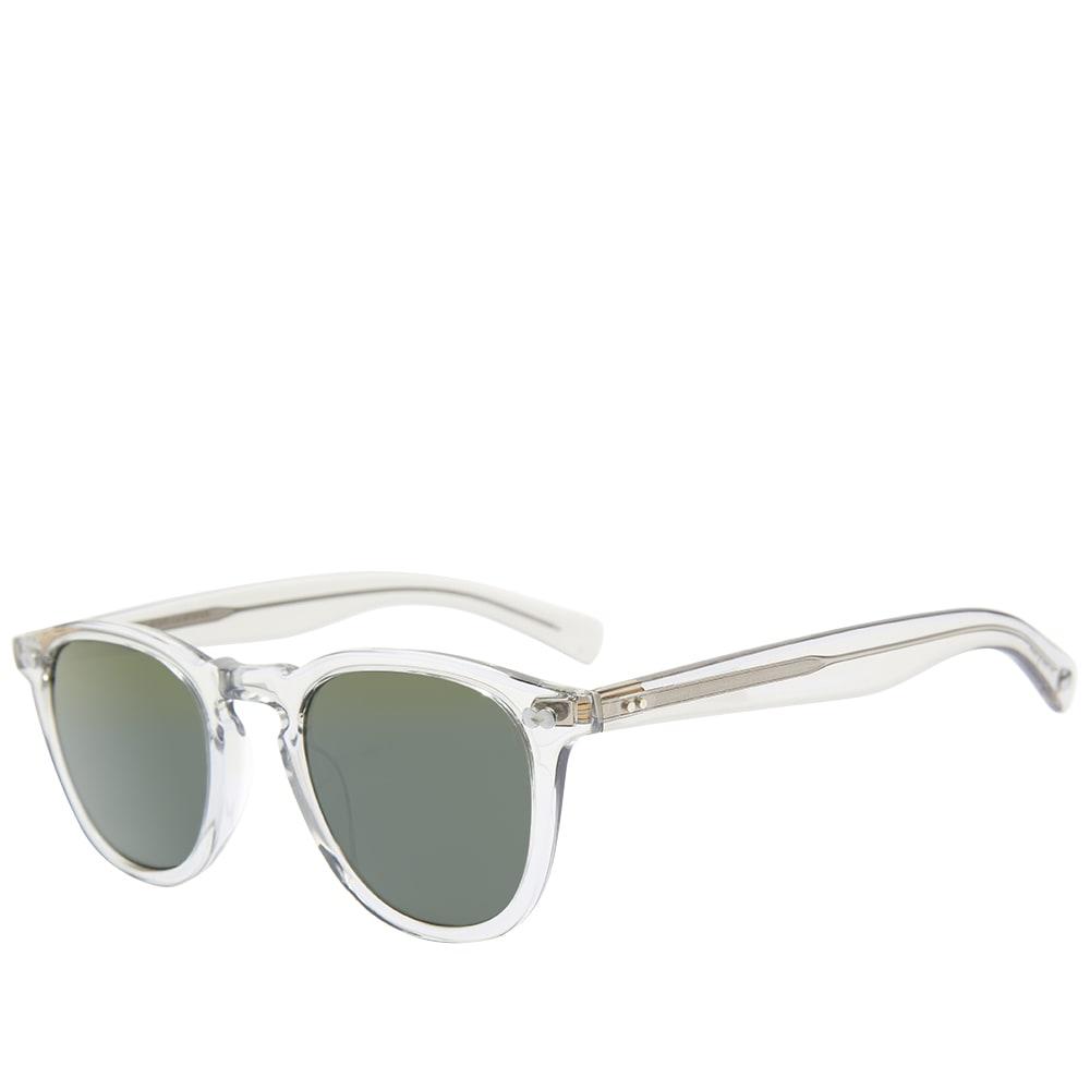Garrett Leight Hampton X 46 10th Anniversary Limited Edition Sunglasses