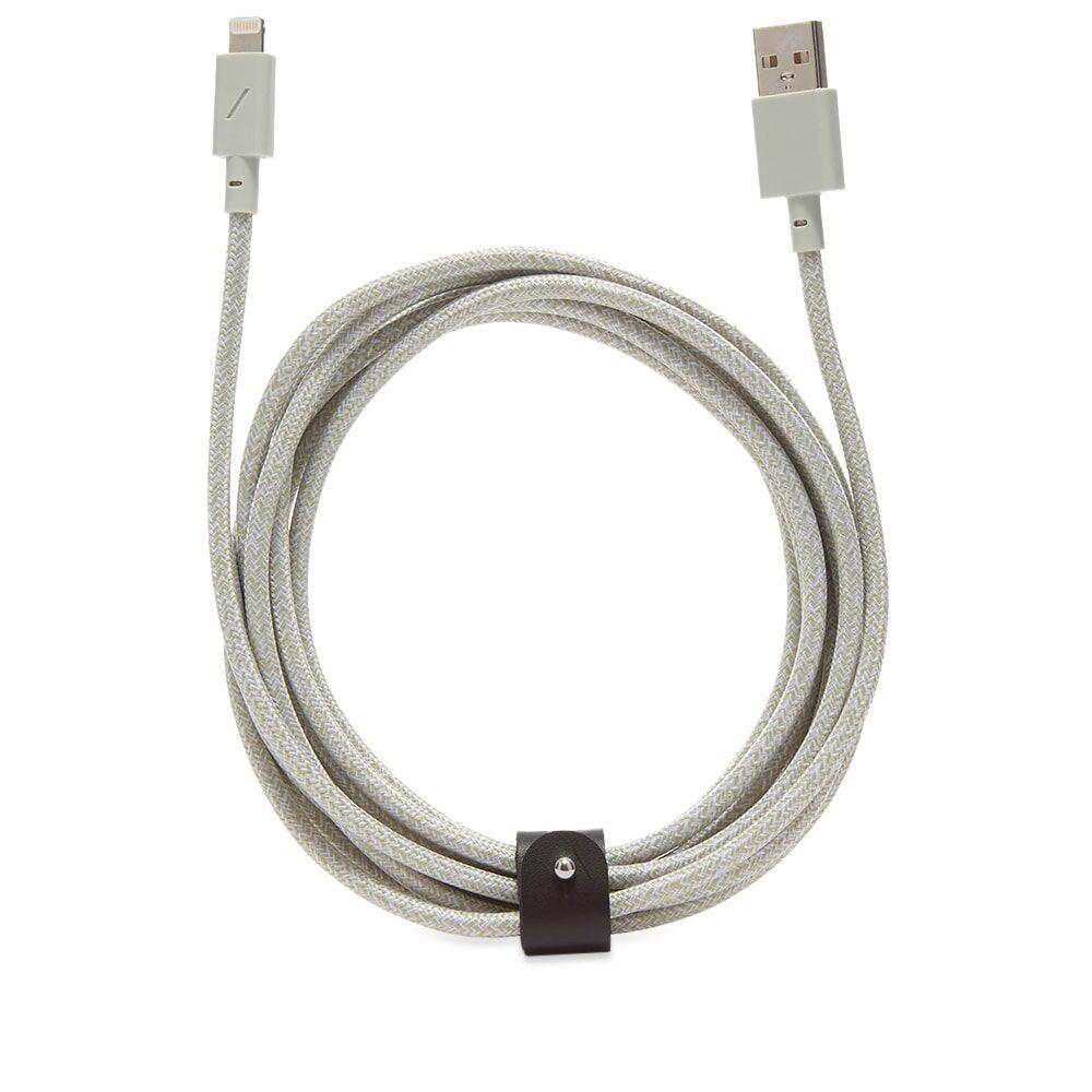 Native Union 3m Lightning Belt Cable