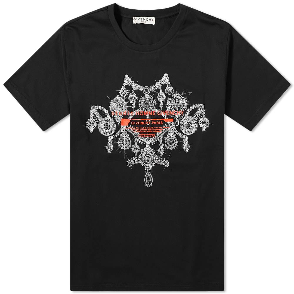 Givenchy Jewellery Studio Homme Tee