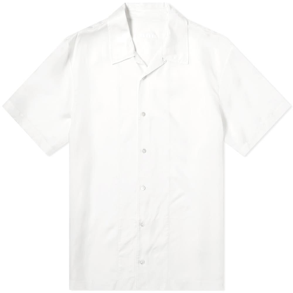 Helmut Lang Cupro Vacation Shirt