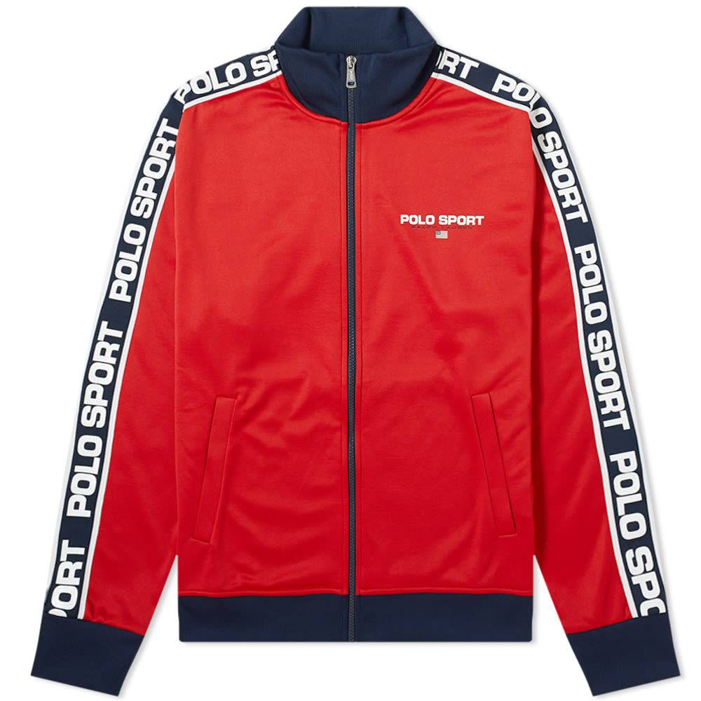 Polo Sport Polo Ralph Lauren Polo Sport Taped Track Jacket