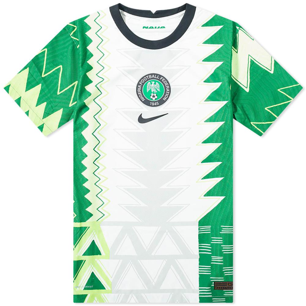 Nike Nigeria Home Match Jersey