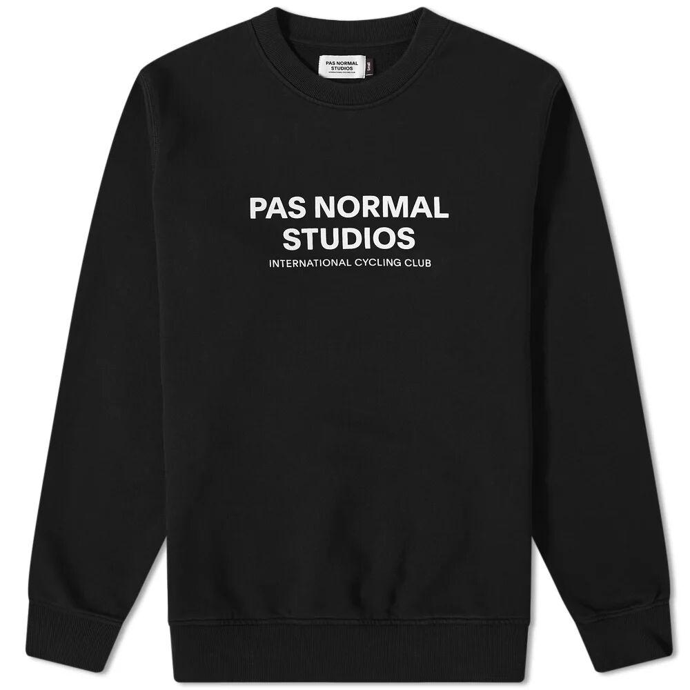 Pas Normal Studios Pas Normal Logo Crew Sweat