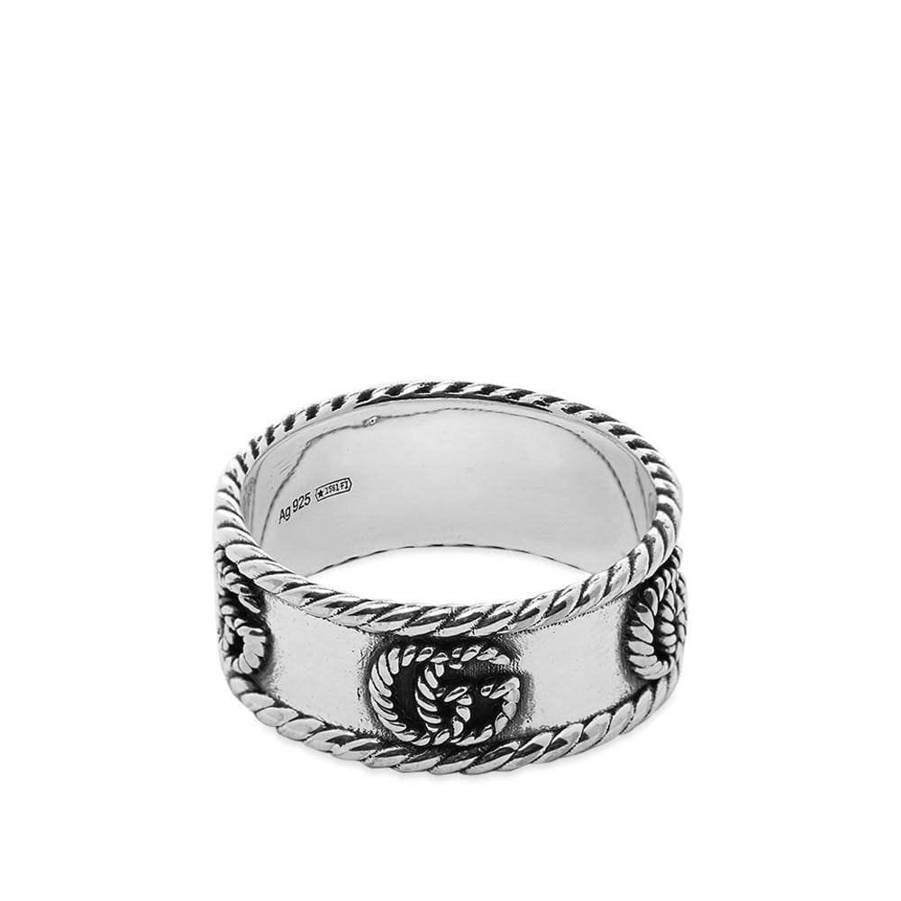Gucci Jewellery Gucci GG Marmont 9mm Ring