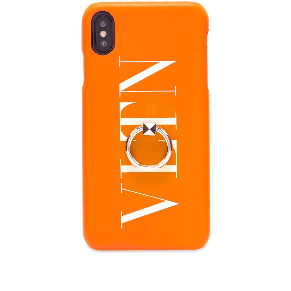 Valentino Fluo VLTN iPhone XS Max Case