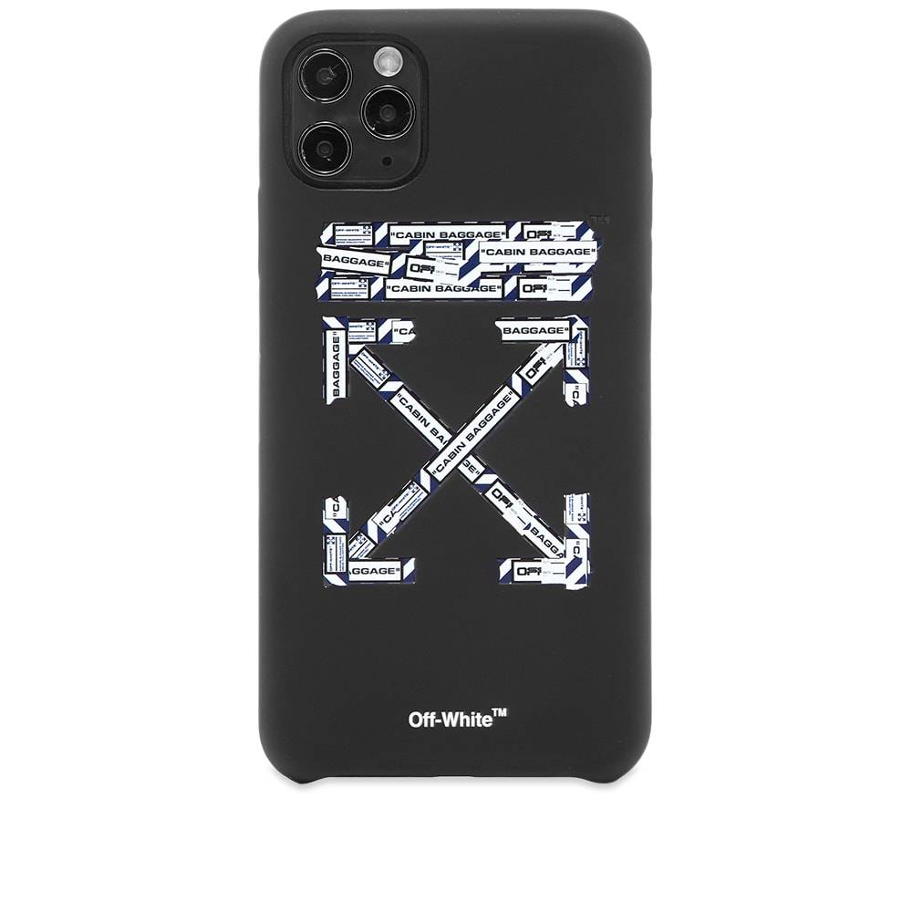 Off-White Airport iPhone 11 Pro Max Case