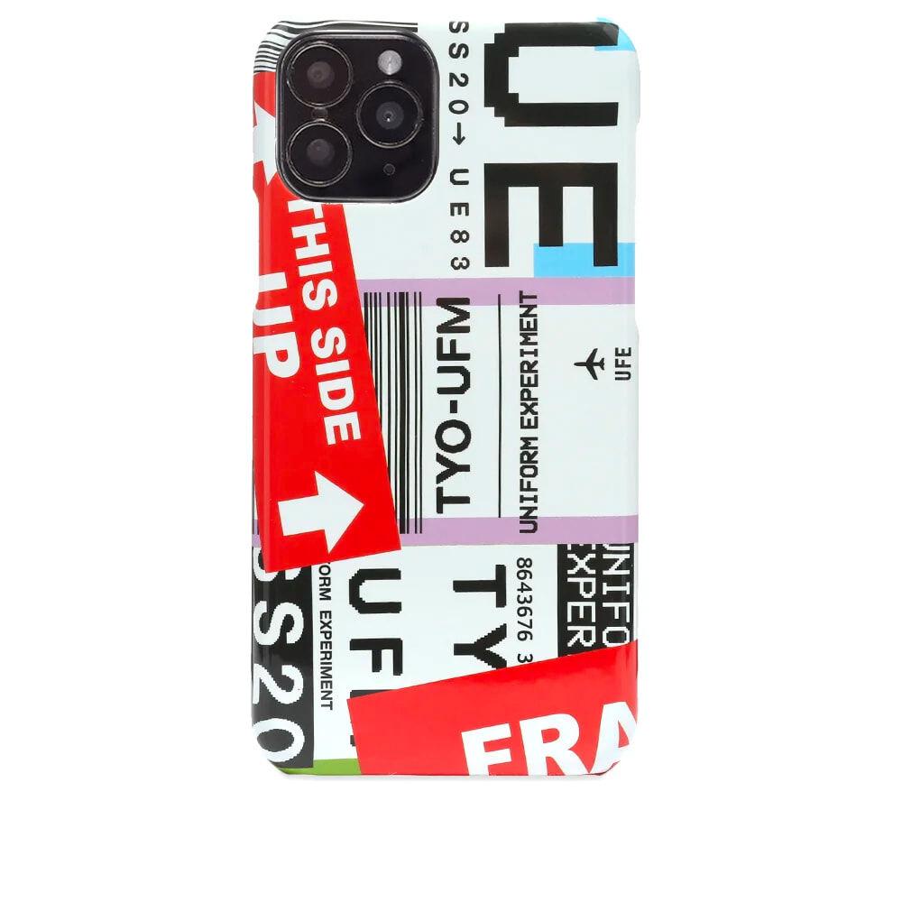 Uniform Experiment Phone Case For iPhone 11 Pro