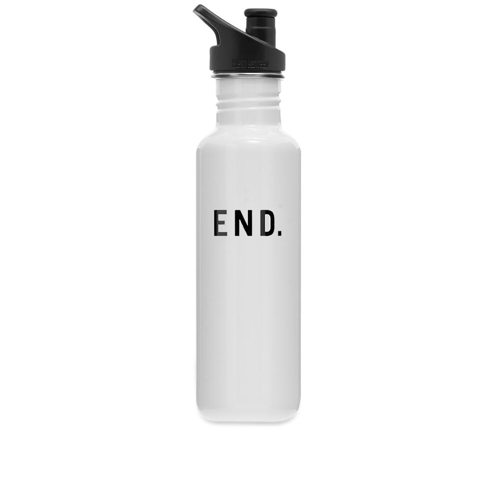 Klean Kanteen END. x Klean Kanteen Single-Walled Sport 3.0 Bottle