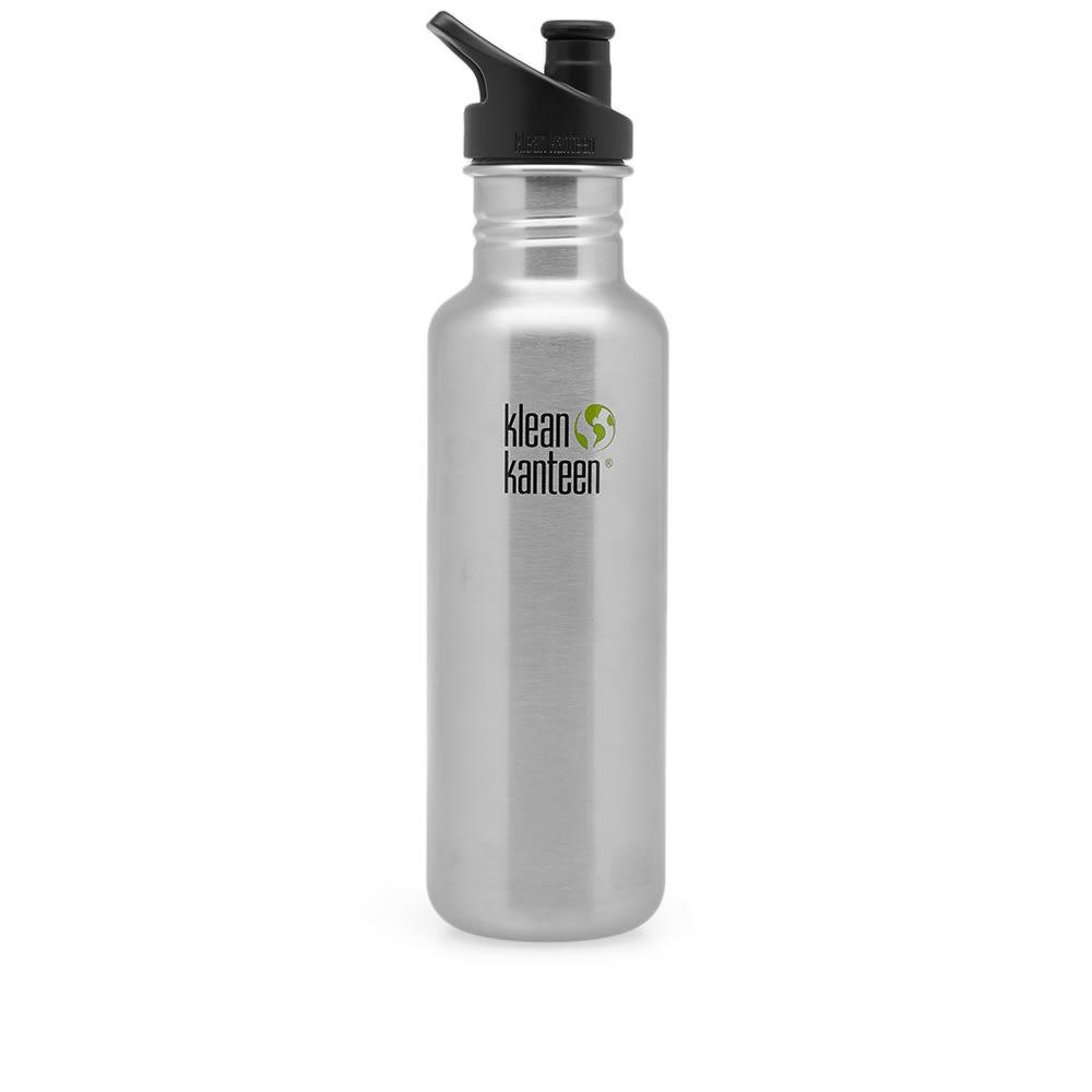 Klean Kanteen Classic Single Wall Sport 3.0 Bottle