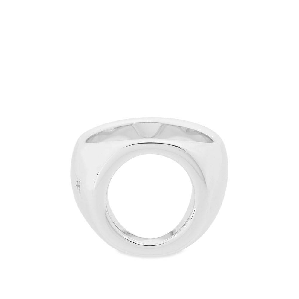 Tom Wood Cushion Oval Open Ring