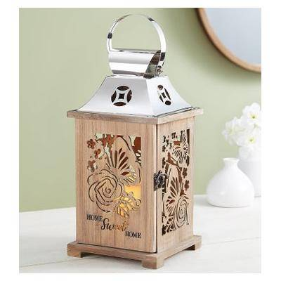 1-800-Flowers Home Sweet Home Light Up Lantern by 1-800 Flowers
