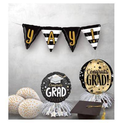1-800-Flowers Graduation Balloon Party Kit Graduation Party Kit by 1-800 Flowers
