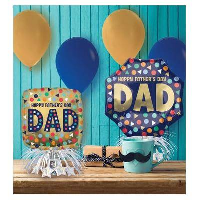1-800-Flowers Fathers Day Balloon Party Kit Father's Day Party Kit by 1-800 Flowers