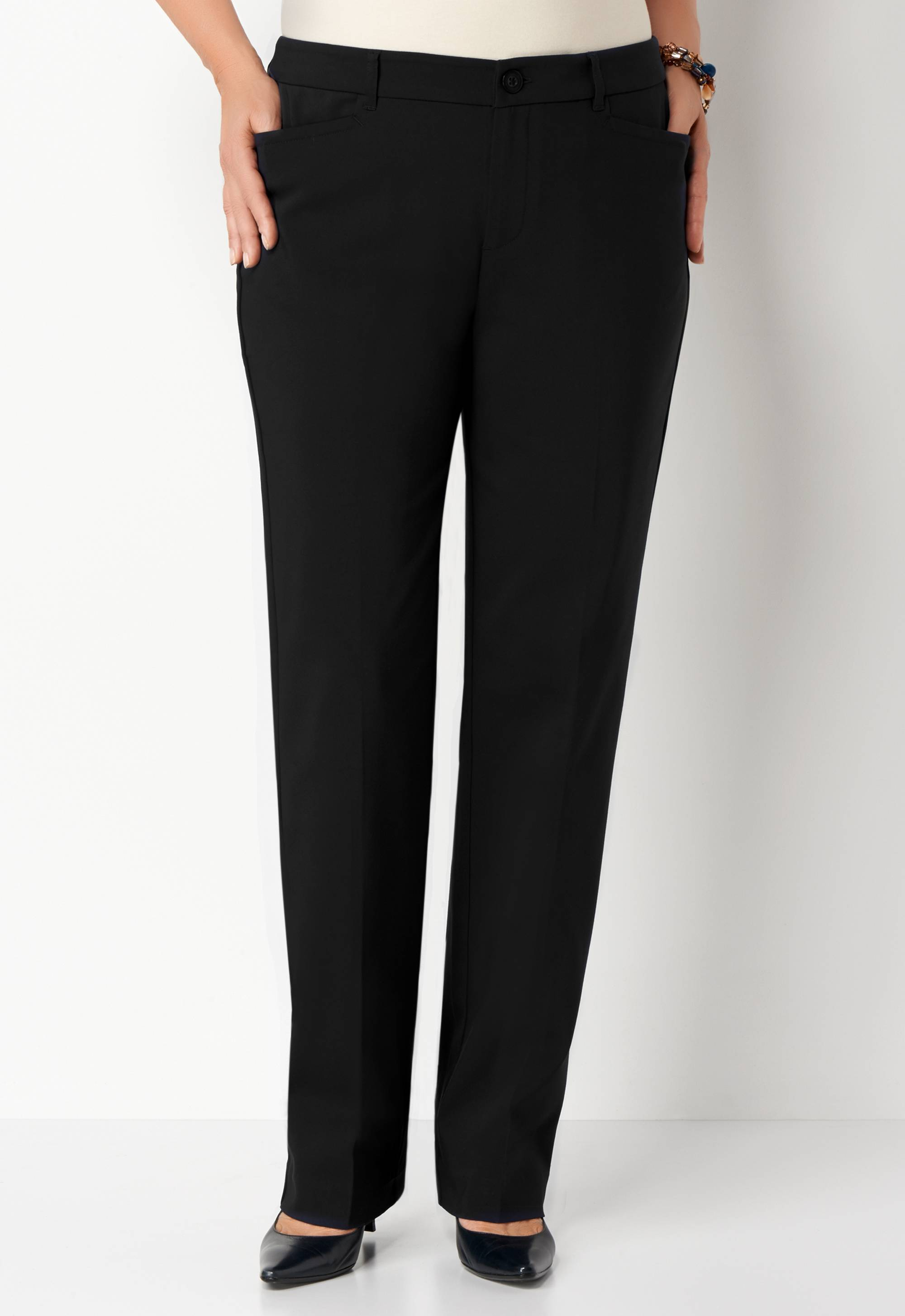 Christopher & Banks Everyday Trouser Pant Short Shaped Fit