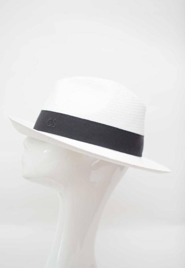 Carmen Sol Dolores Packable Fedora hat - Black S