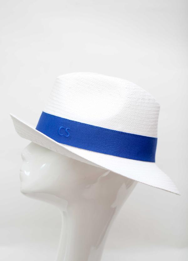 Carmen Sol Dolores Packable Fedora hat - Dark Blue S