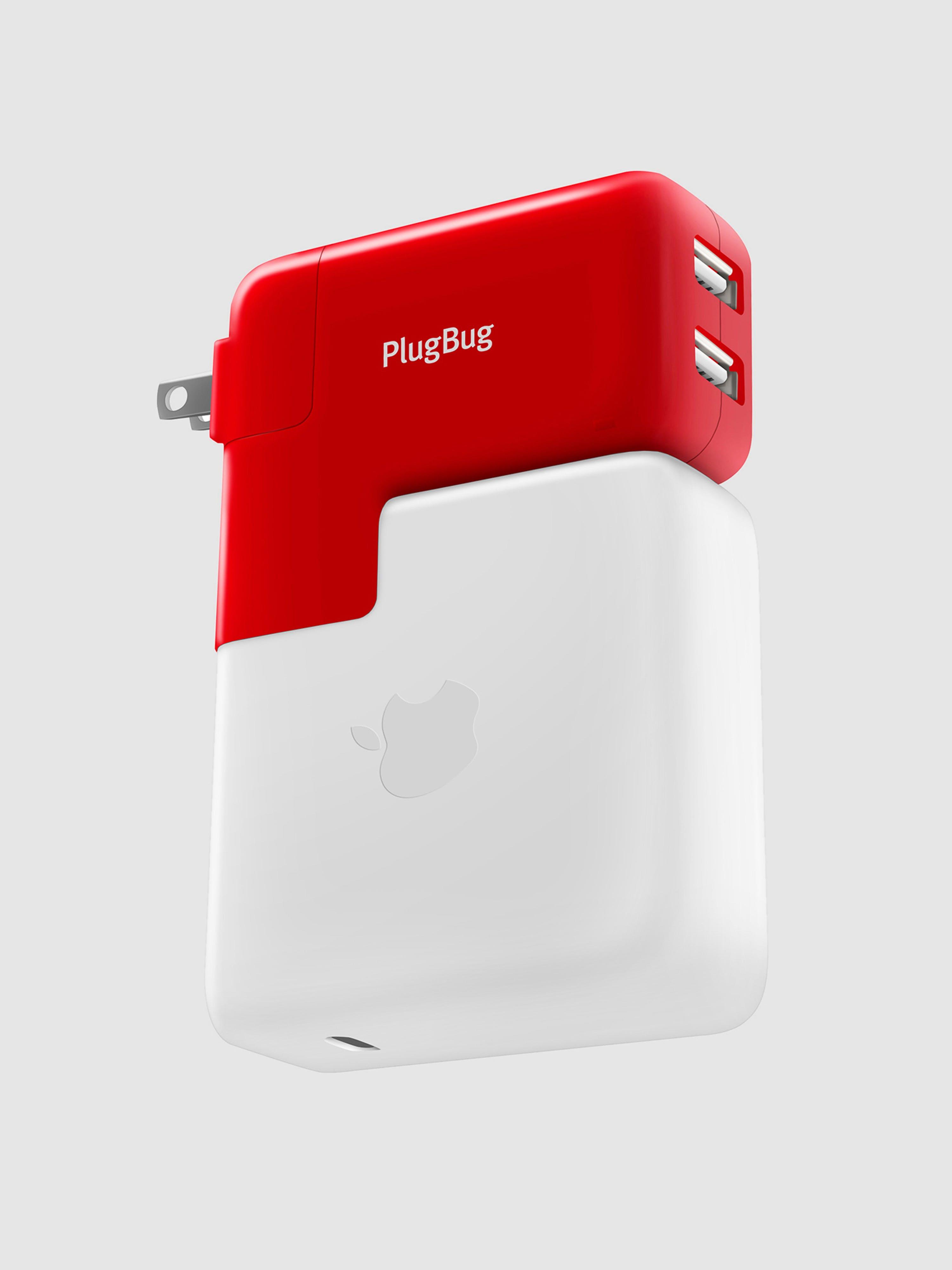 Twelve South - Verified Partner Plugbug Duo  - Red