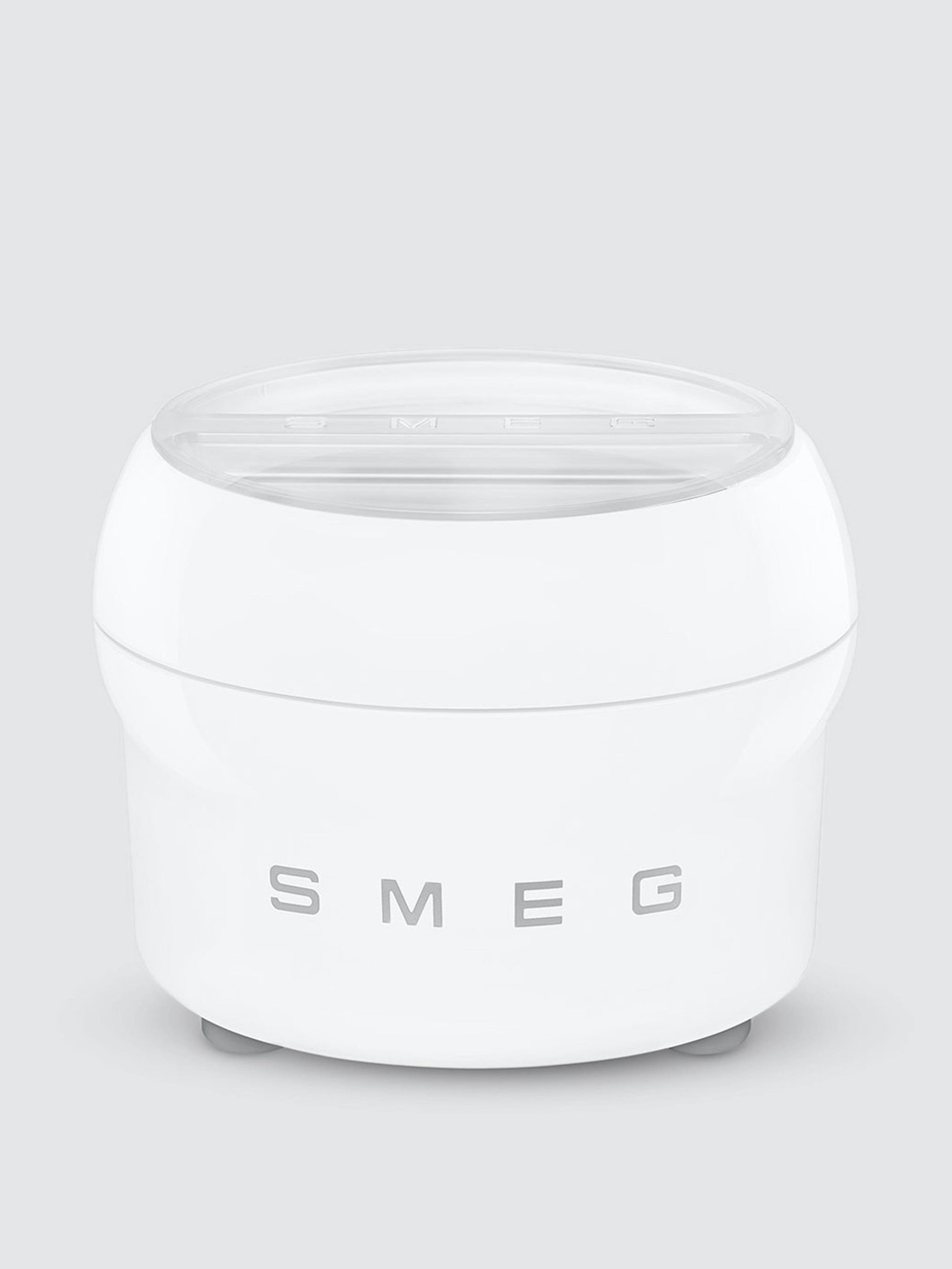 Smeg Ice Cream Maker Accessory  - White