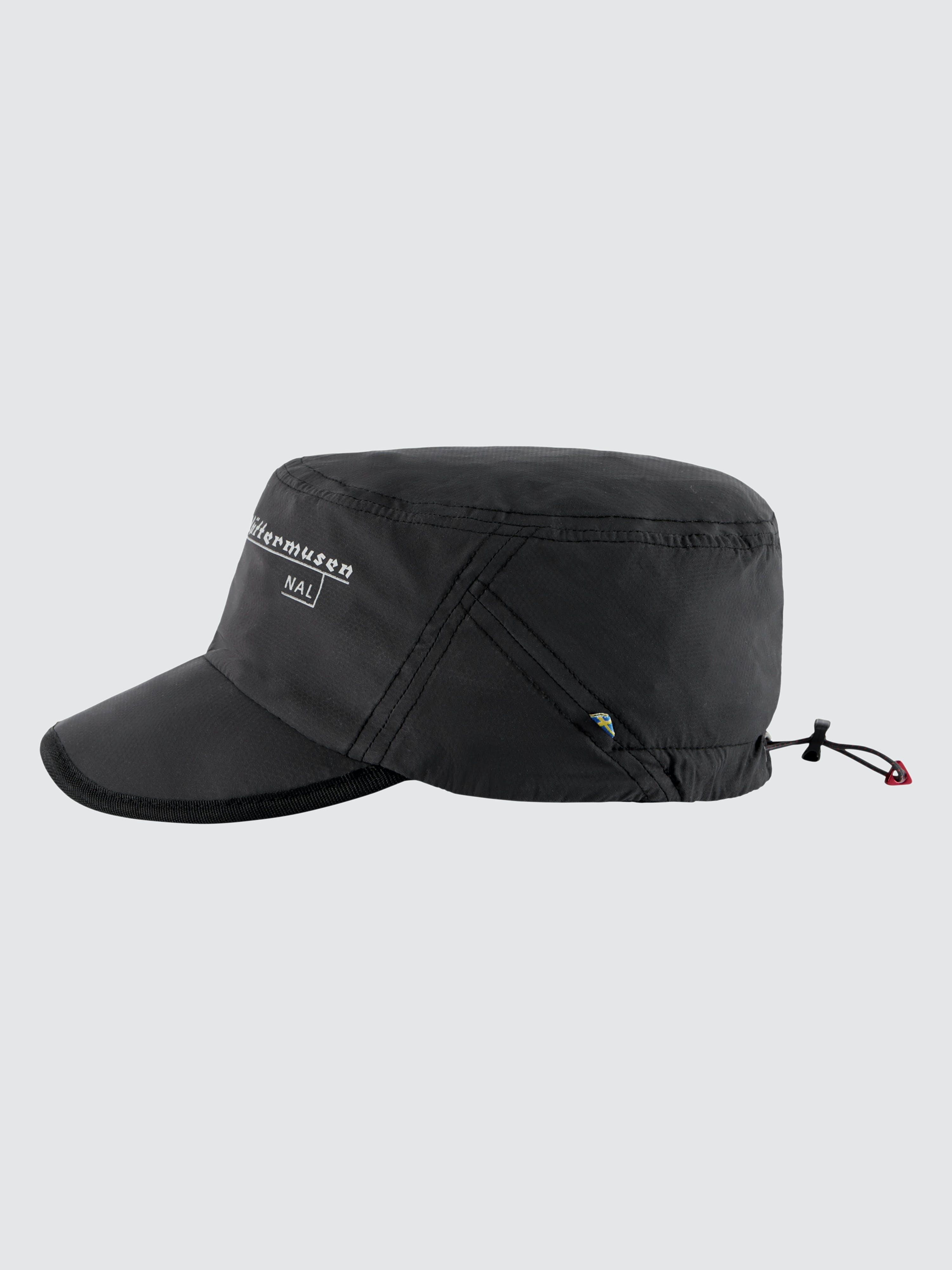 Klattermusen Nal Cap - ONE/SIZE  - Black