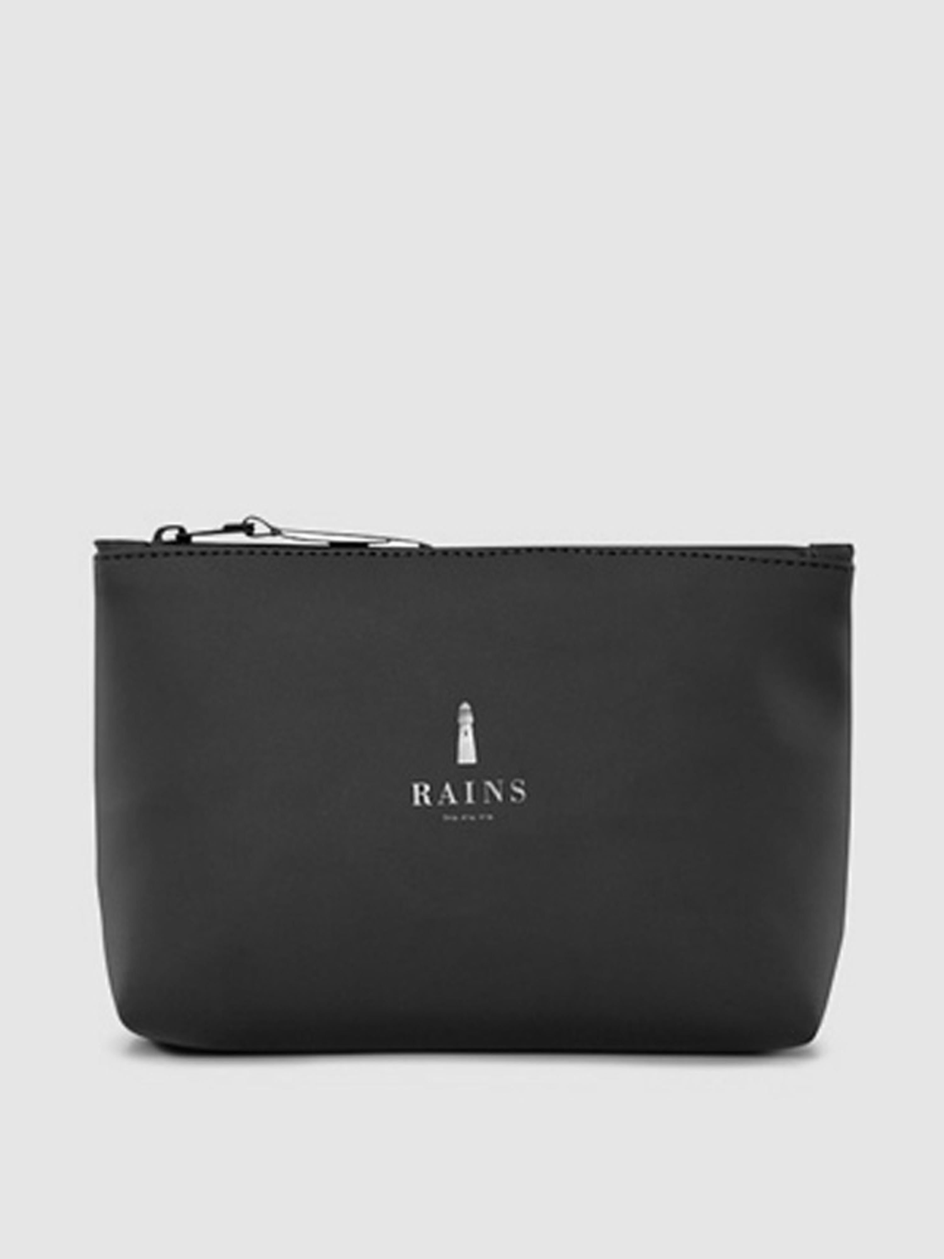 Rains Cosmetic Bag  - Black