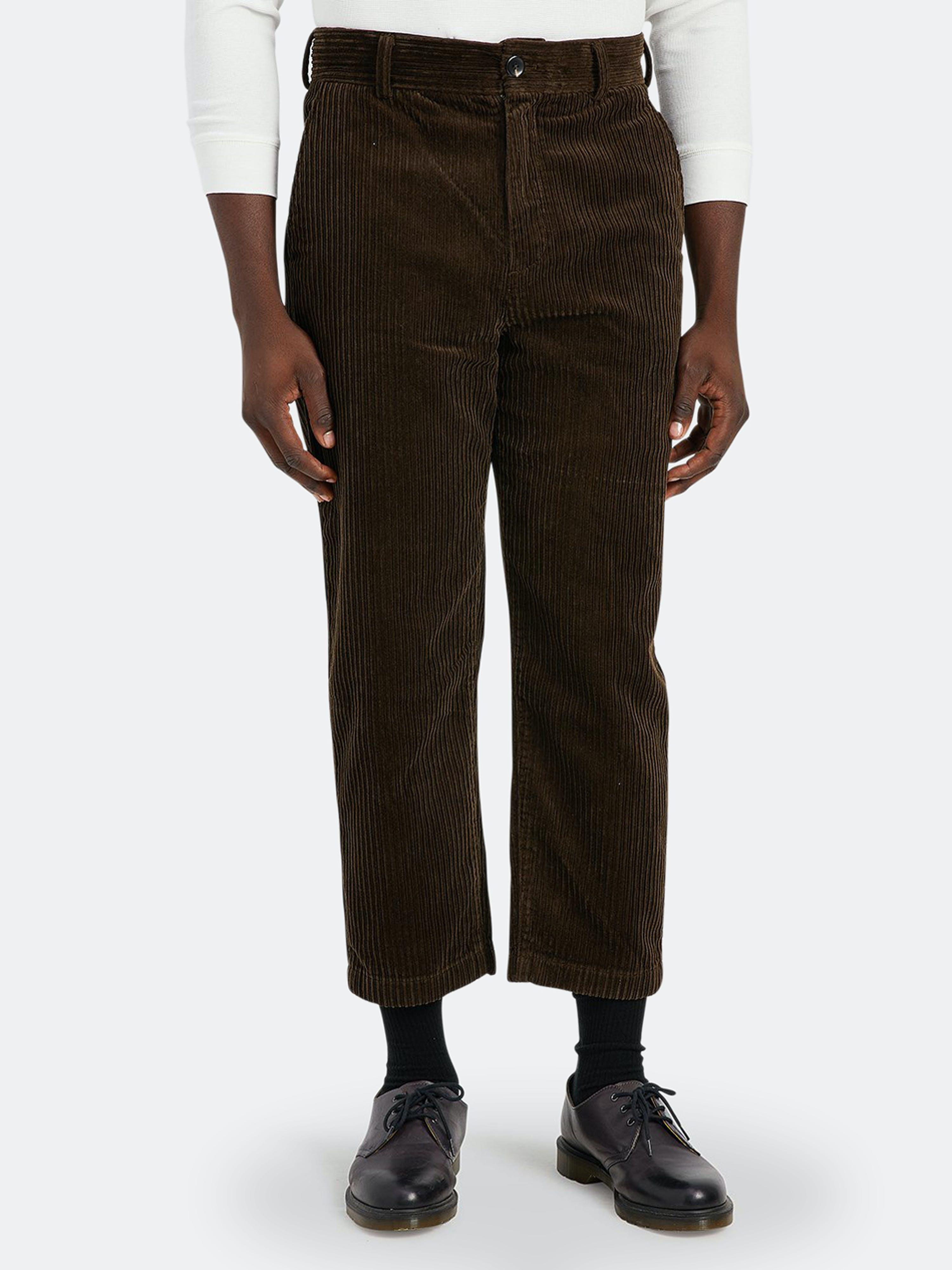 ONS Clothing Crosby Corduroy Pants  - Brown