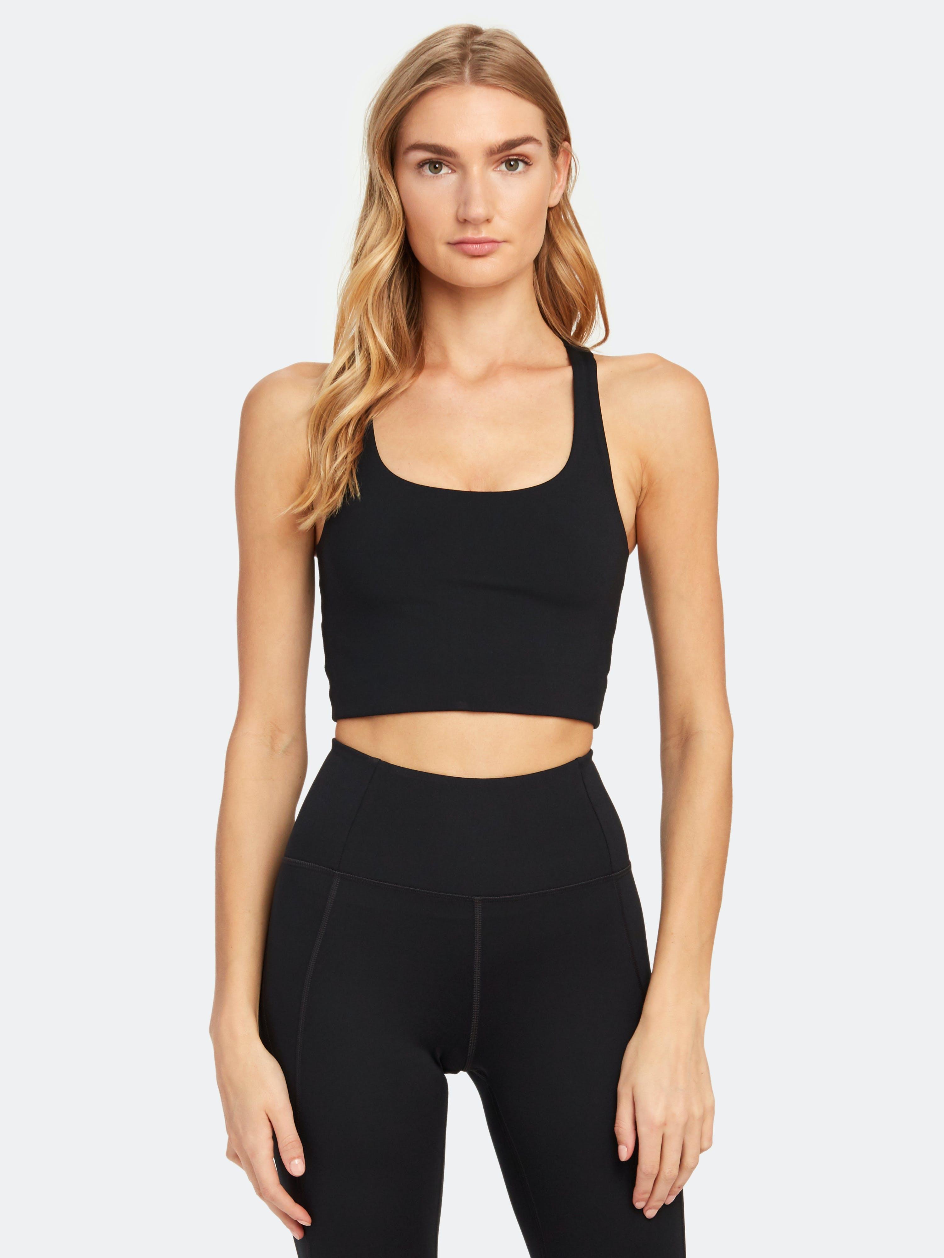 Girlfriend Collective Paloma Sports Bra - XL - Also in: XS  - Black