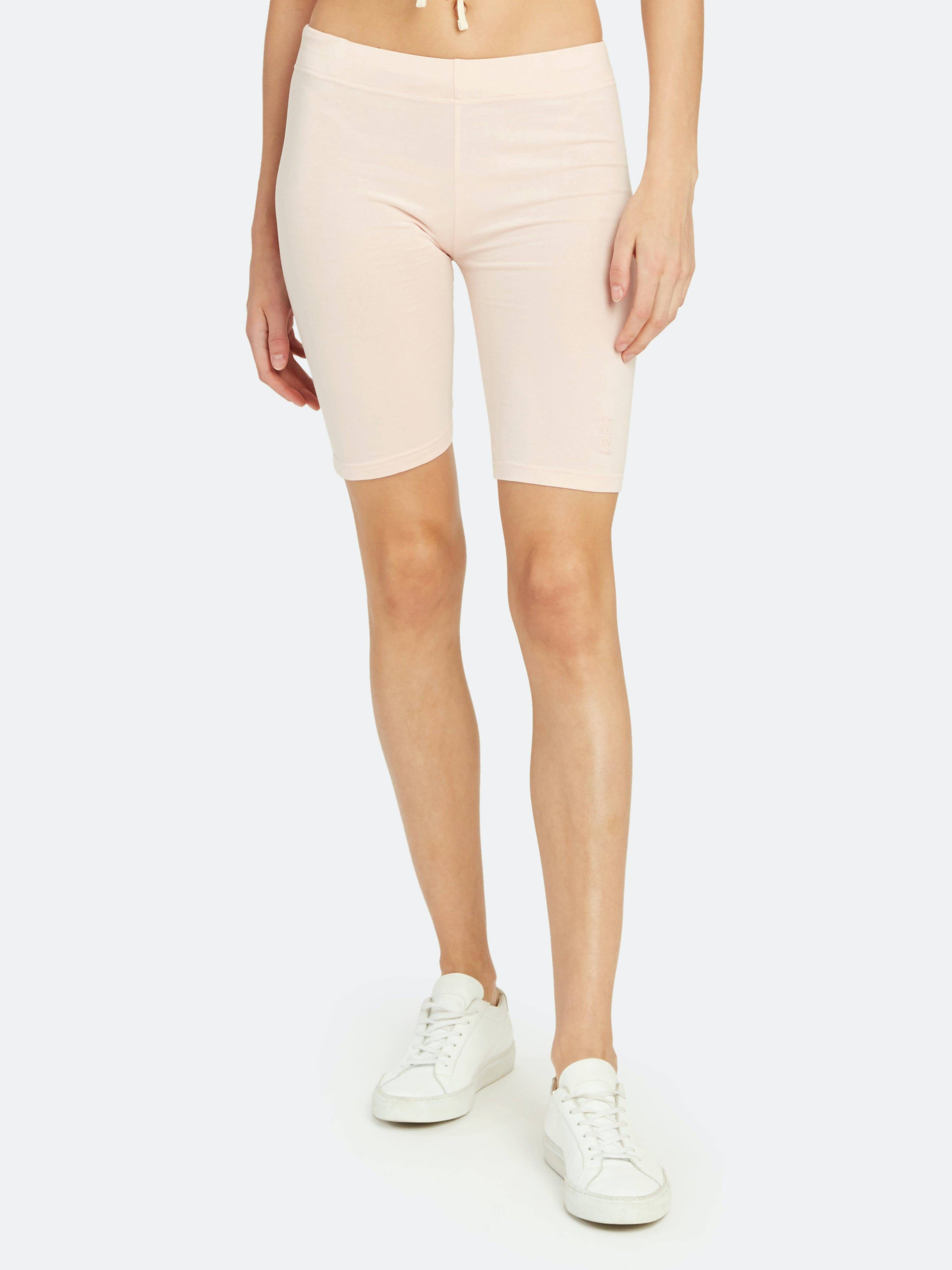 Les Girls Les Boys Tight Bike Shorts - M - Also in: L, XL, S, XS  - Pink