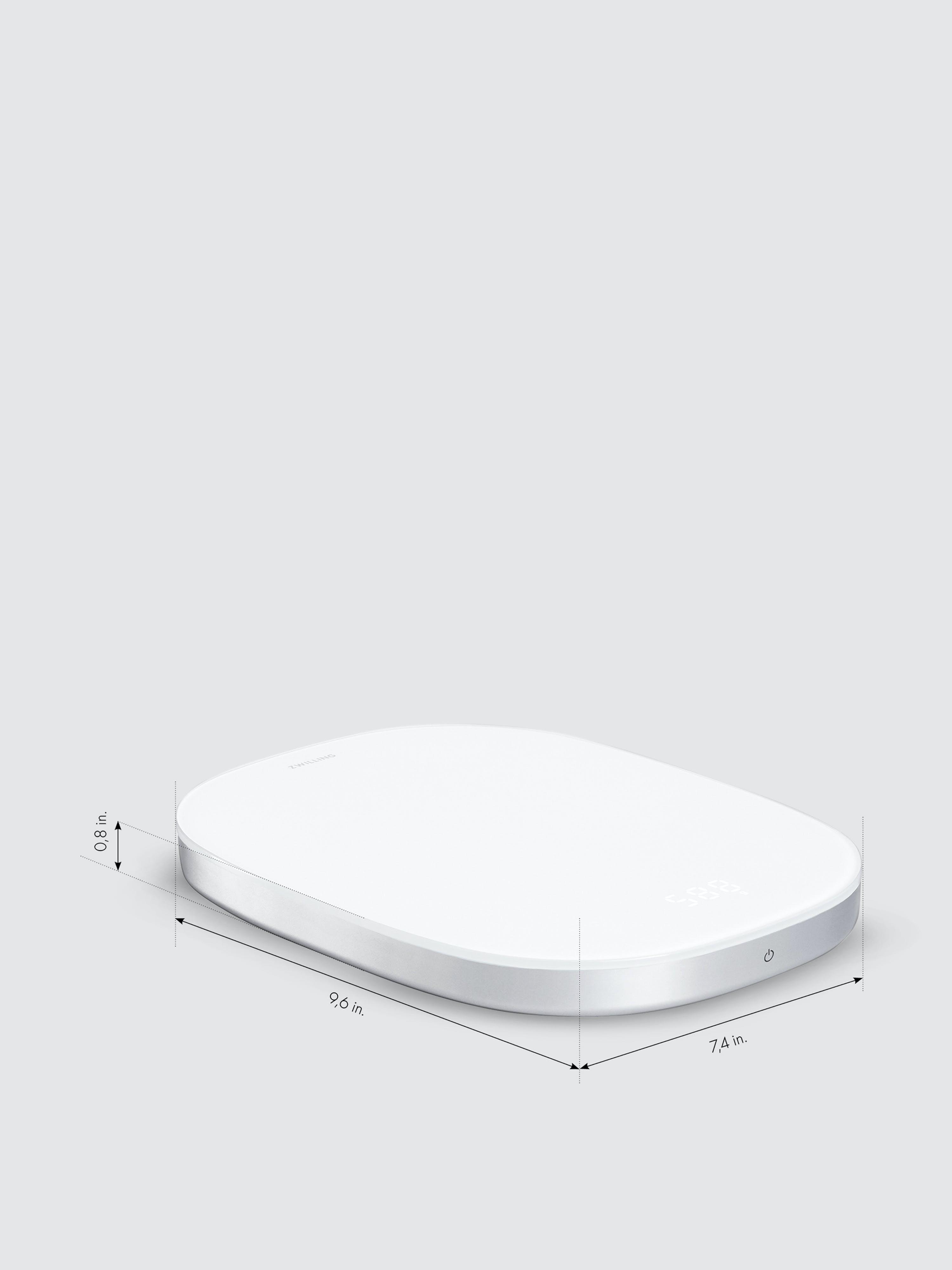 Zwilling - Verified Partner Zwilling Enfinigy Digital Kitchen Scale  - White