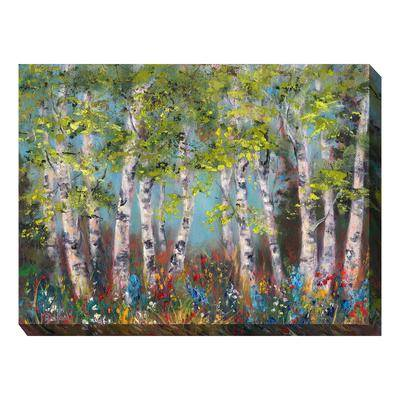 West of the Wind All Weather All Season Outdoor Canvas Art by West of the Wind