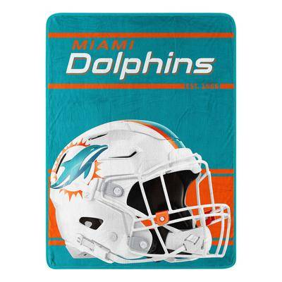 """Northwest Group """"NFL MICRO RUN-DOLPHINS, Size 40"""""""" x 60"""""""" by Northwest Group"""""""