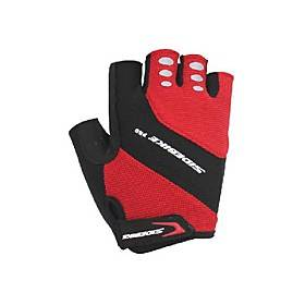 SIDEBIKE Bike Gloves / Cycling Gloves Wearable Skidproof Fingerless Gloves Sports Gloves Bule / Black Black Red for Adults' Cycling Shoes