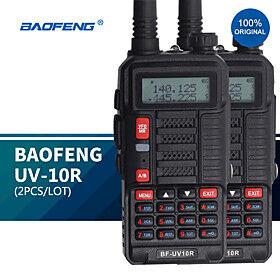 baofeng walkie-talkie bf-uv10r high-power civilian outdoor wireless marine