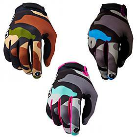 SEVEN Riding Gloves Mtb Gloves Bicycle Gloves Mountain Bike Gloves Outdoor Long Finger Cycling Gloves Motocross Gloves Cycling Gloves